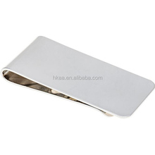 high quality plain metal belt clips in silver with cheap price