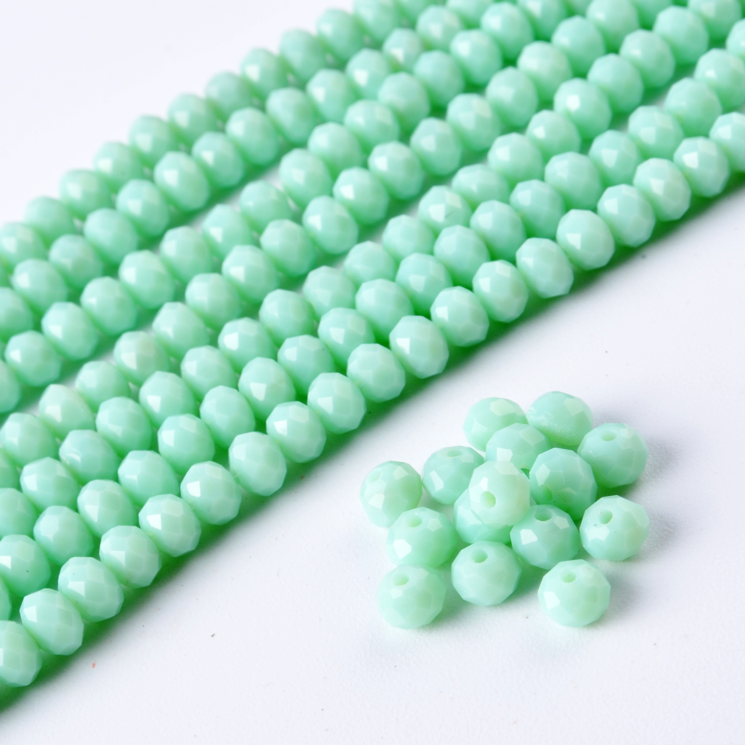 Wholesale colorful beads Glass Rondelle Beads <strong>crystal</strong>, lampwork &amp; glass beads