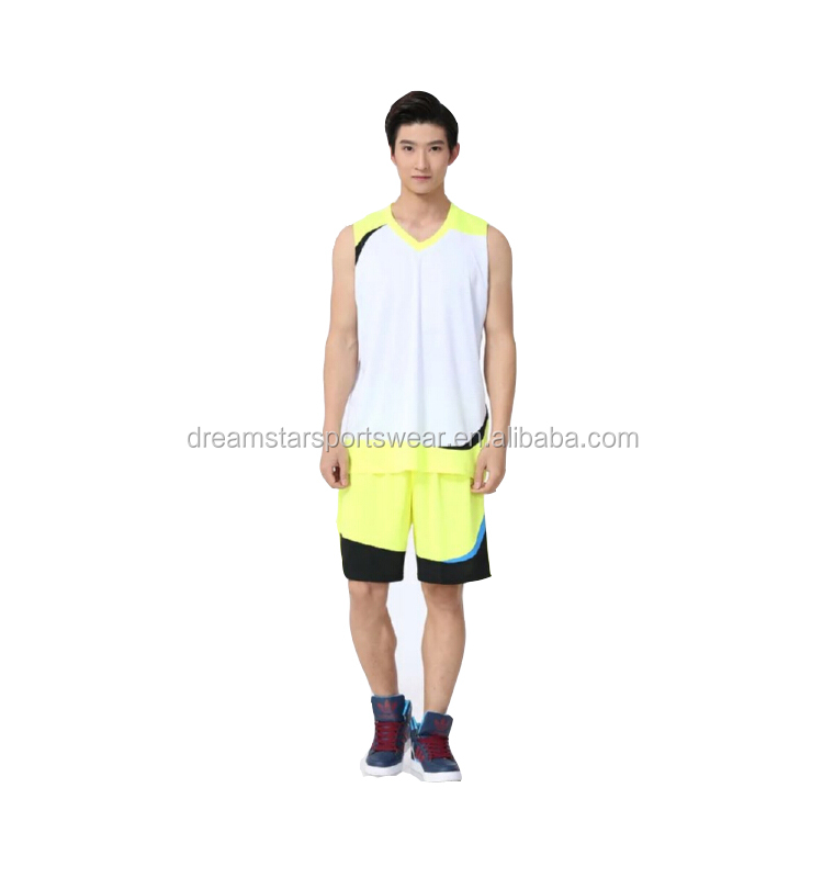 Top Quality Yiwu Basketball Uniforms Cheap Price Wholesale