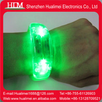 custom led light bracelet