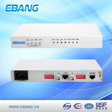 E1 over 4Eth converter telecommunication equipment company