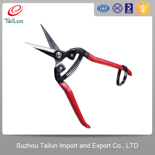 garden pruning shears/professional scissors/flower trimming shears