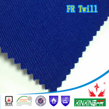 400gsm flame retardant fabric cotton yard for workwear for workwear