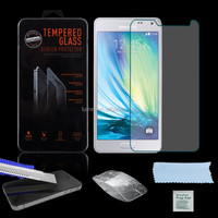 Crystal Clear Shock Proof 0.26mm Arc Edge High Quality Tempered Glass Screen Protector For Samsung Galaxy A5