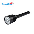 TrustFire X100 LED travel flashlight 8000lumens rechargeable flashlight led hiking flashlight 26650 camping,climbing,hiking