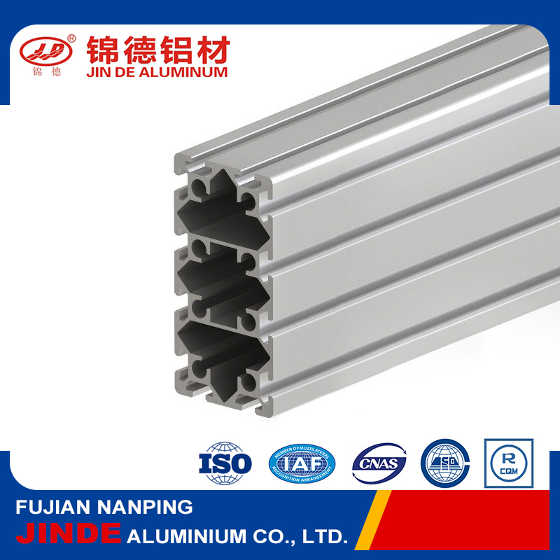 China best sale industry extrude t slot aluminum with new design