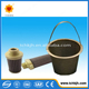 The waste oil filter processing Water filter element