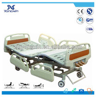3-Position cheap manual specifications of hospital bed