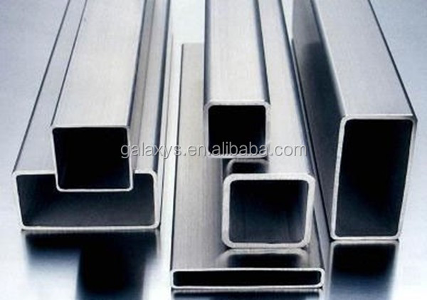 standard large diameter stainless steel pipe price list