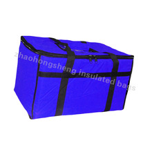 wholesale frozen delivery food warmer bag packaging printing labels box