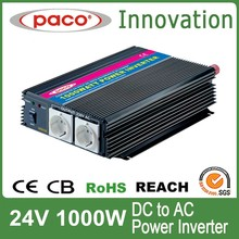 1kwatt luminous inverter 24v inverters for home with LED indicator