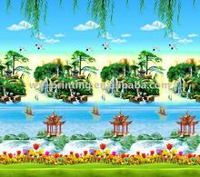 scenery Printing Paper heat transfer prining paper