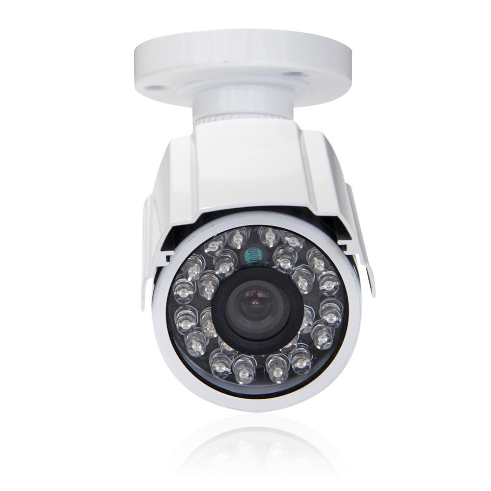 IR Outdoor CCTV Security System 720P HD CVI night vision Camera with sim card motion detection