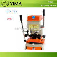 Free shipping by DHL 1pcs 998C Best Key Cutting Machine