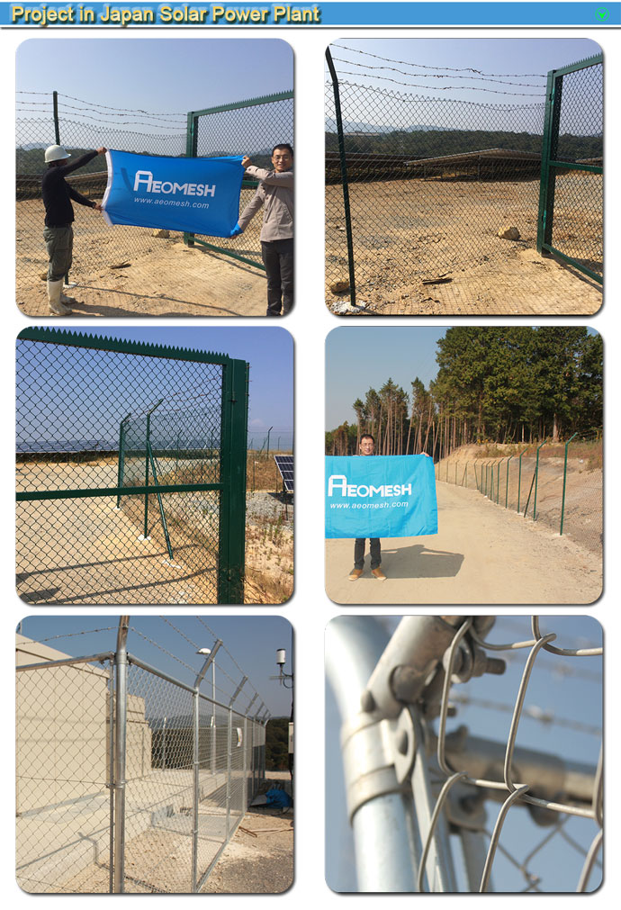 PolyPro 92% Shade Tennis court fence screening Tennis court fence