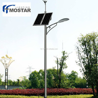 2014 newest outdoor LED solar street light from 30W to 210W