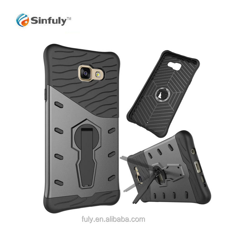 china product shockproof case for samsung a7 (2016) A710 slim armor case