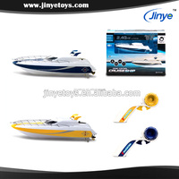 2.4G Wireless Radio Control boat with USB new product hot toys for christmas 2015 rc ship China wholesales
