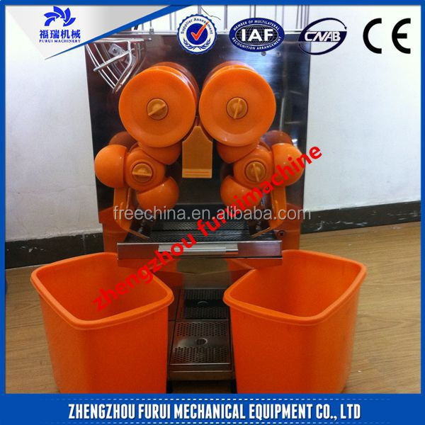 Orange juice extractor machine/orange juice making machine/orange juice brand names