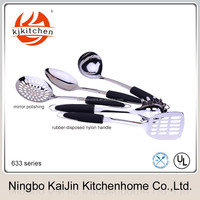 KAIJIN Kitchen 633 series 2015 best stainless steel cookware set