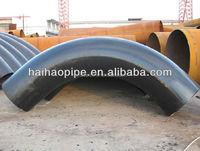 CHINA BEST PRICE API 5L Grade B ERW pipe bends, seamless pipe bends, welded pipe bends pipe fitting