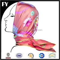 Custom made under scarf hijab from Chinese factory