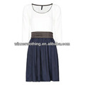 hot sale Korea and japan fashion clothing for woman with smocked