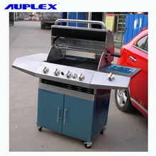 Patio Party Butane Grill / BBQ Grill Smoker Oven with Infrared Burner for Your Selection