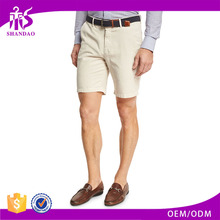 High quality OEM manufacturer custom summer plain dyed casual mens very short shorts