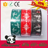 Custom print christmas jewel washi tape