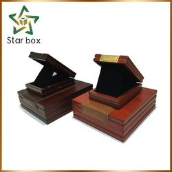 New arrival varnished wooden jewelry box large wooden jewelry box in alibaba china