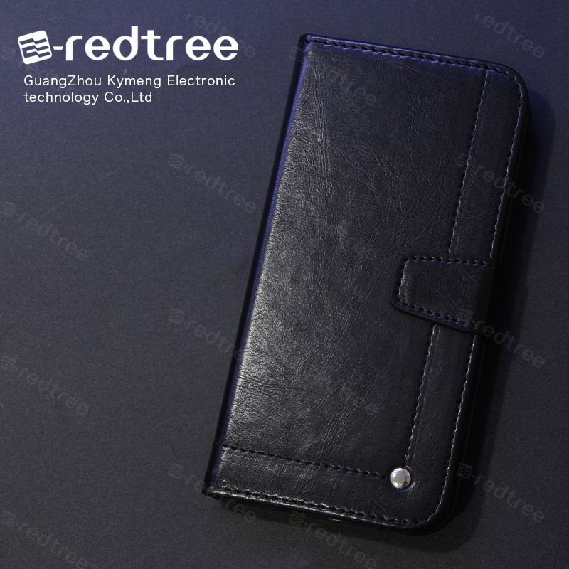 Luxury Cuir Leather Case Genuine for a5000 Lenovo
