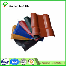 light weight spanish tile roof popular romane clay roof tile heat resistant roofing sheets synthetic resin tile