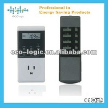 2012 Professional electronic countdown wireless timer switch accurate data record