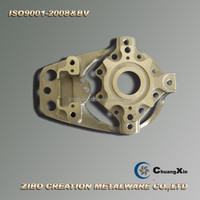 Factory price of aluminum alloy die casting bracket/post