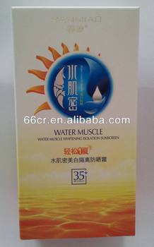 Whitening and Isolating Sun Cream SPF 35 PA +++