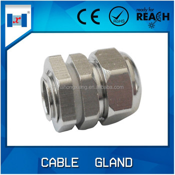 HongXiang Flameproof brass electrical lock nuts for cable