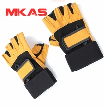 Free FBA Service Gym Body Building Training Fitness Gloves Sports