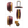 Branded Carry-On Type ABS Travel Trolley Luggage With Tsa Lock