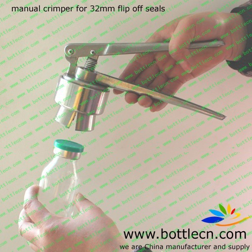 13mm/20mm/32mm manual crimping tool machine