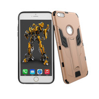 China Guangzhou Wholesale Promotion Kickstand Slim Armor Mobile Phone Case For iPhone 6