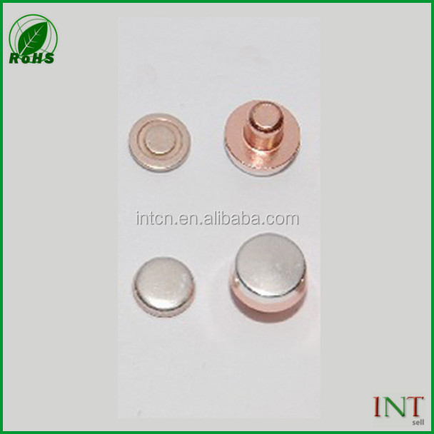 Electronic Accessories Supplies Silver Point copper rivets