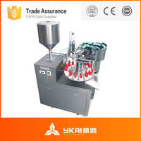 reasonable price and easy to operate cyanoacrylate adhesives filling and capping machine