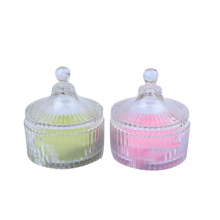 High-grade cupulate vegetable wax smokeless scented candles