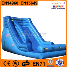 hot sale inflatable water slides wholesale