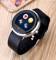 2015 New design bluetooth smart watch ios and android high quality round smart watch