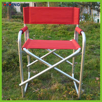 Newly designed Alumium folding chair,camping chair,director chair HQ-1040U-7