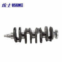 Crankshaft for Chevrolet Aveo