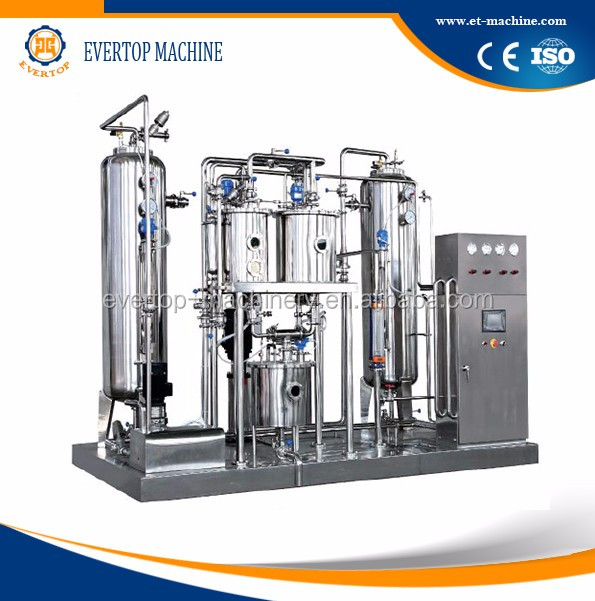 High Automatic Level Carbonated Drinking Mixing Machine/Mixer