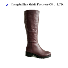 2017 china manufacture wholesale women knee high boots winter